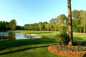 Golf course: Blackmoor, Murrells Inlet